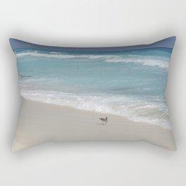 Carribean sea 8 Rectangular Pillow