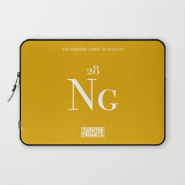 Periodic Table of Nuggets Laptop Sleeve