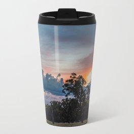 Country Victoria sunset Travel Mug