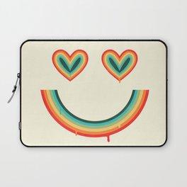 Happy Rainbow Laptop Sleeve