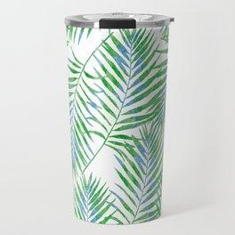 Fern Leaves Travel Mug