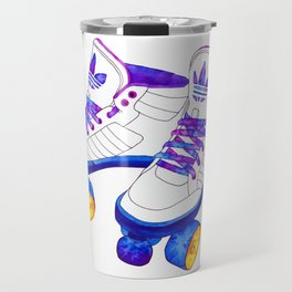 Roller Derby skaters Travel Mug
