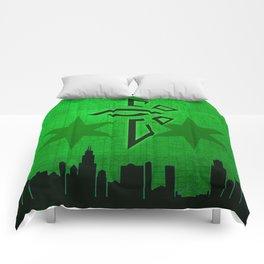 Chicago Enlightened 01 Comforters
