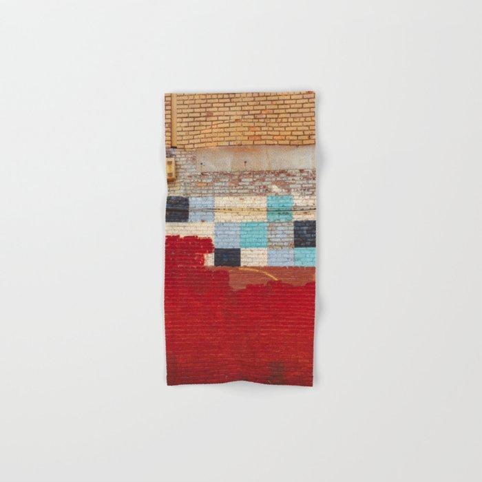 Brooklyn Architecture II Hand & Bath Towel