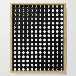 Lunar Calendar 2019 Serving Tray