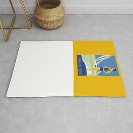 Dolce Vita Jazz Age Summer Travel Rug