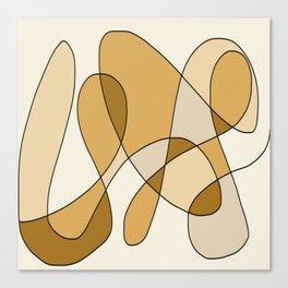 Remain Neutral Canvas Print