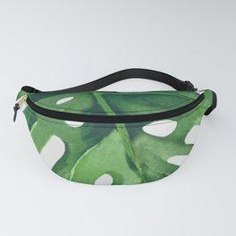 Monstera Leaf Fanny Pack