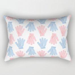 Household gloves pattern Rectangular Pillow