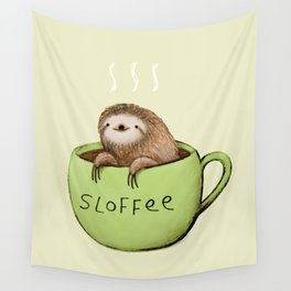 Sloffee Wall Tapestry