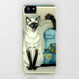 MAE LING iPhone Case