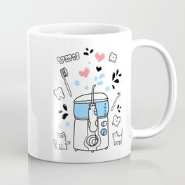 Dental hygiene Coffee Mug