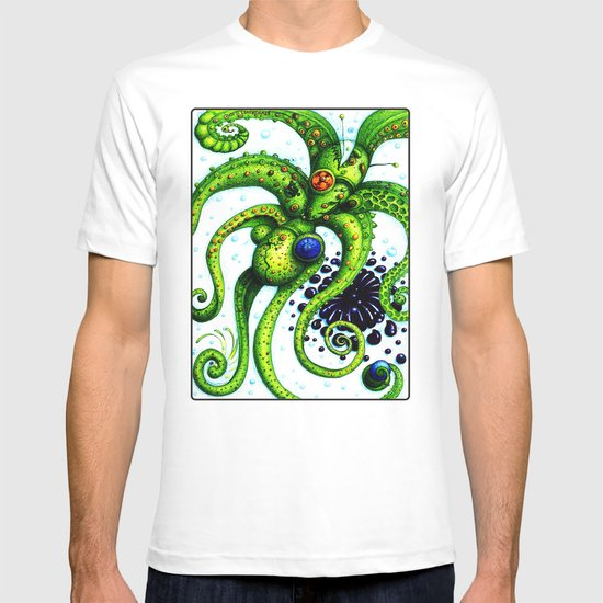 Infinity Octopus T-shirt