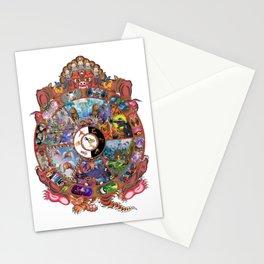 BHAVACAKRA Stationery Cards
