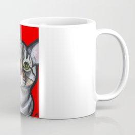 Lola the tabby Coffee Mug