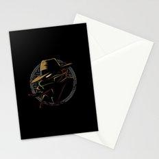 Undercover Ninja Raph Stationery Cards