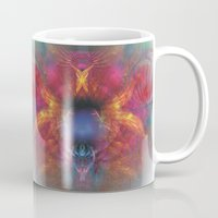 tequila Mugs featuring Tequila Sunrise by Mythspinner Studios