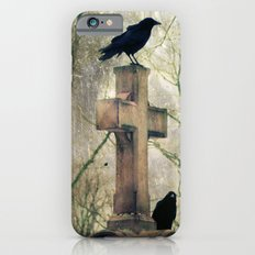 Two Graveyard Crows Slim Case iPhone 6s