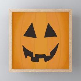 Halloween Framed Mini Art Print