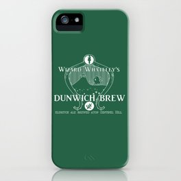 Dunwich Brew iPhone Case