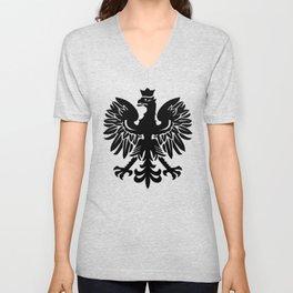 Polish Eagle Herald Unisex V-Neck