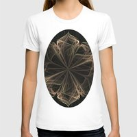 ornate T-shirts featuring Ornate Blossom by Charma Rose