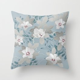 FLORAL & BOHO Throw Pillow