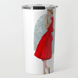Hearts on Fire Travel Mug