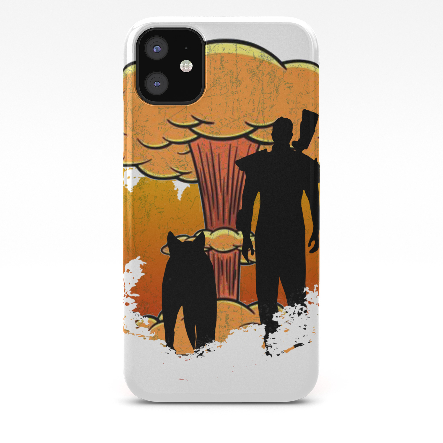 Dogmeat iphone 11 case