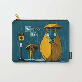 Neighbor Bad Carry-All Pouch