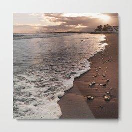 BEACH DAYS XXXVIII Metal Print