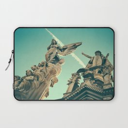 Angels Above Laptop Sleeve