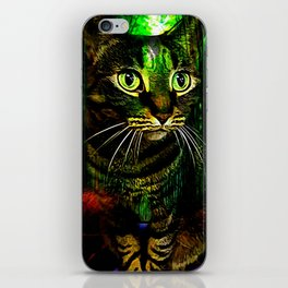 Cat Models 01- Chazzie iPhone Skin