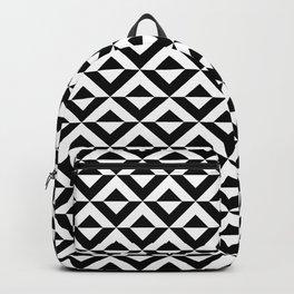 BLACK AN WHITE ONYX Backpack