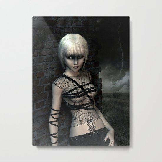 Night wanderer Metal Print