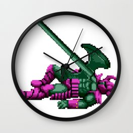 Deathbringer Wall Clock
