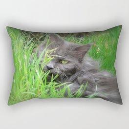 Herself Rectangular Pillow