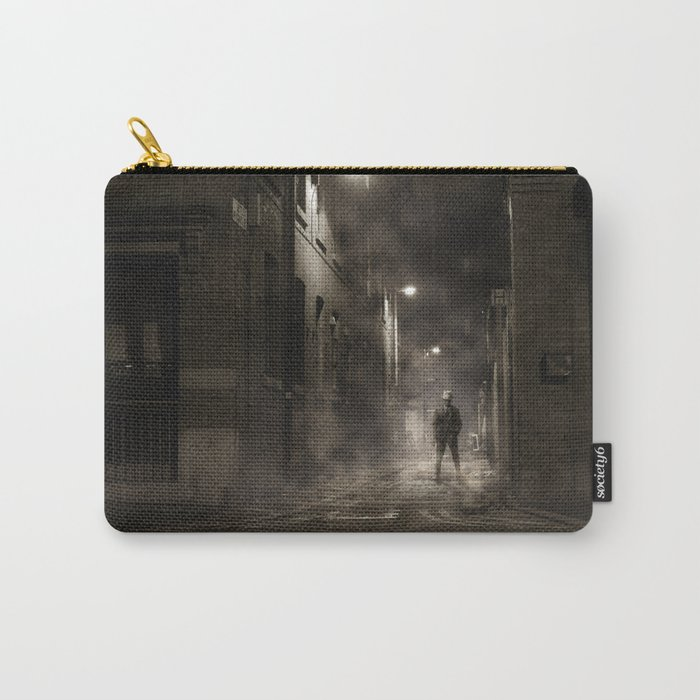 Night street England Carry-All Pouch