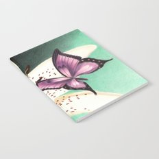 White Lily Notebook