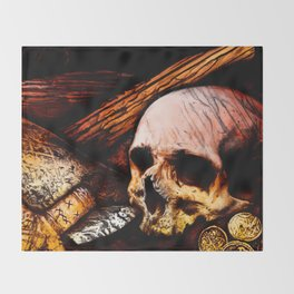 Voodoo Throw Blanket