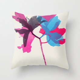 lily 22 Throw Pillow