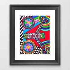Spyro Gyra Framed Art Print