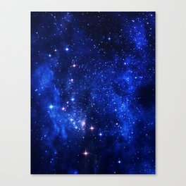 The Sky Full of Stars Canvas Print