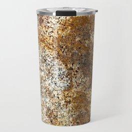 Sandstone Brown Travel Mug
