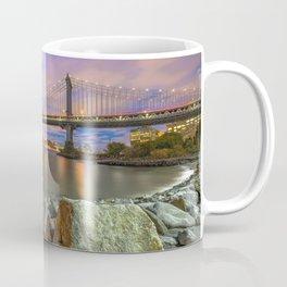 Manhattan Bridge NYC Coffee Mug