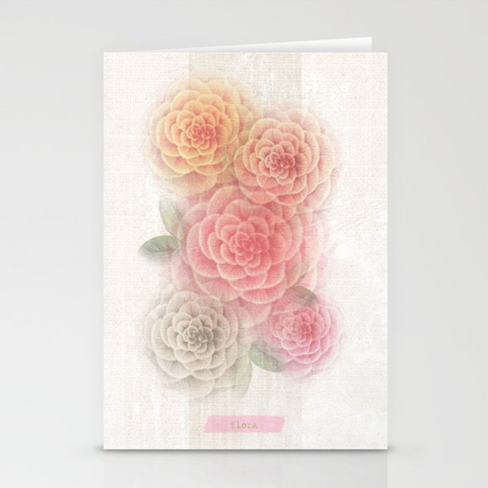 FLORA Stationery Cards