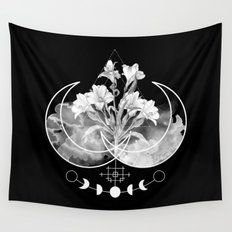 Flowers Wall Tapestry