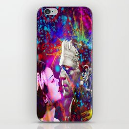 Frankenstein`s Bride iPhone Skin