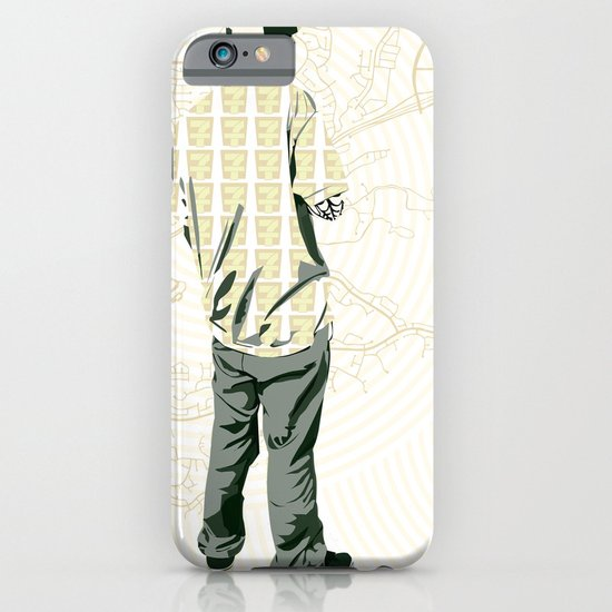 Skater 3 iPhone & iPod Case