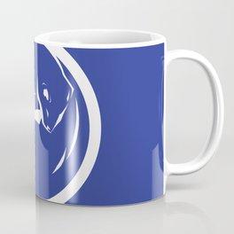 Ferret Indigo Coffee Mug
